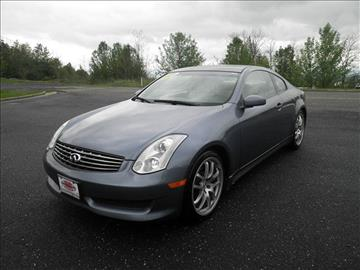 2007 Infiniti G35 for sale in Harrisonburg, VA