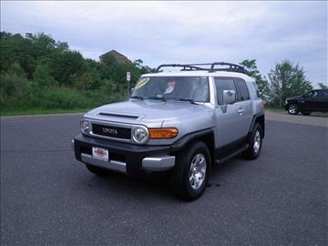 2008 Toyota FJ Cruiser for sale in Harrisonburg, VA
