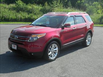 2014 Ford Explorer for sale in Harrisonburg, VA