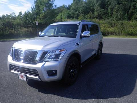 2017 Nissan Armada for sale in Harrisonburg, VA