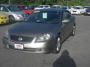 2006 Nissan Altima for sale in Harrisonburg, VA