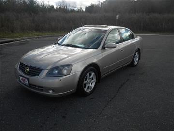 2005 Nissan Altima for sale in Harrisonburg, VA