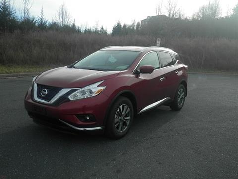 2017 Nissan Murano for sale in Harrisonburg, VA