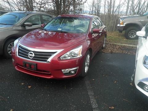 2015 Nissan Altima for sale in Harrisonburg, VA