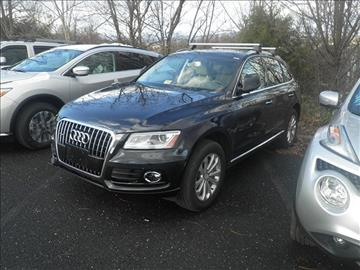 2016 Audi Q5 for sale in Harrisonburg, VA