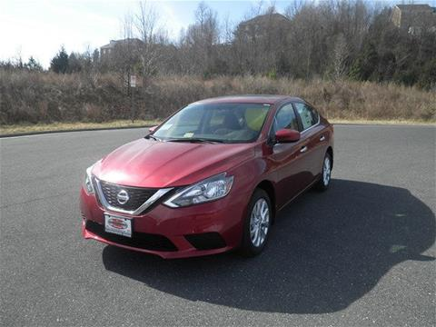 2017 Nissan Sentra for sale in Harrisonburg, VA