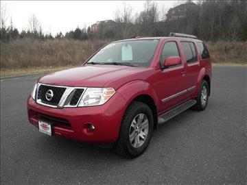 2011 Nissan Pathfinder for sale in Harrisonburg, VA