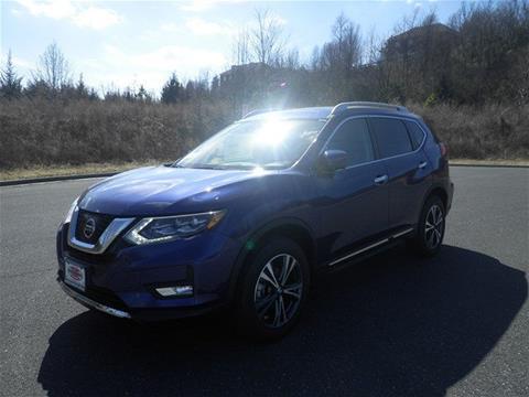 2017 Nissan Rogue for sale in Harrisonburg VA