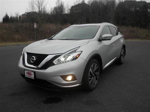 2017 Nissan Murano for sale in Harrisonburg VA