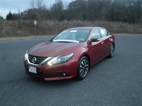2016 Nissan Altima for sale in Harrisonburg, VA