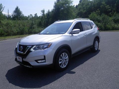 2017 Nissan Rogue for sale in Harrisonburg, VA