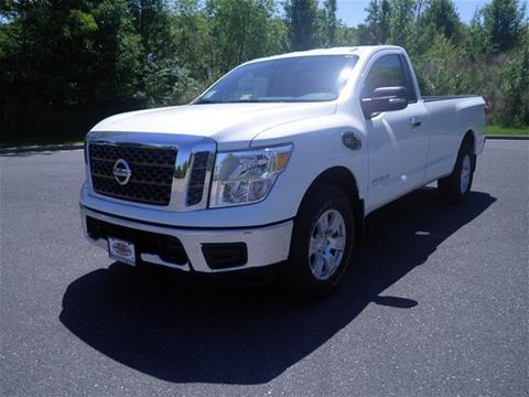 2017 Nissan Titan for sale in Harrisonburg, VA