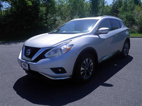 2017 Nissan Murano for sale in Harrisonburg VA