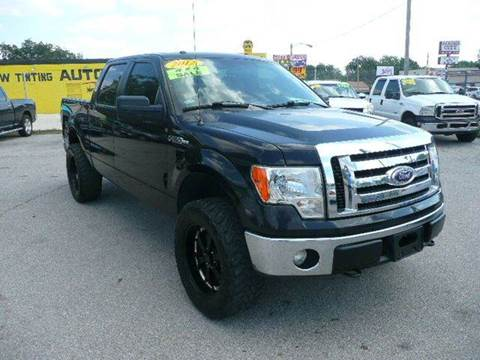 2012 Ford F-150 for sale in Oklahoma City, OK