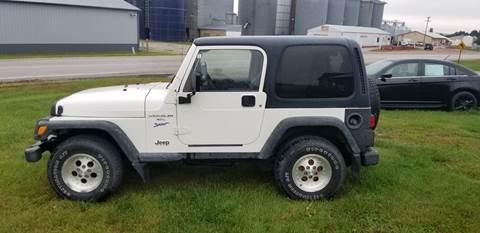 1997 Jeep Wrangler for sale in Bancroft, NE