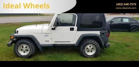 1997 Jeep Wrangler for sale in Bancroft, NE