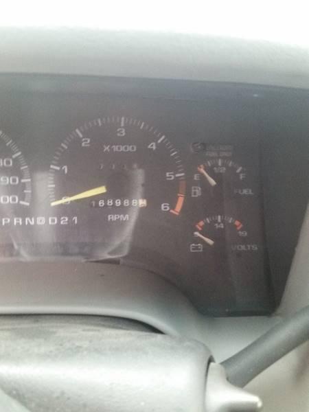1995 Chevrolet Blazer 4dr LT 4WD SUV - Bancroft NE