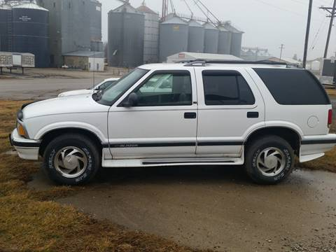 1995 Chevrolet Blazer for sale in Bancroft, NE