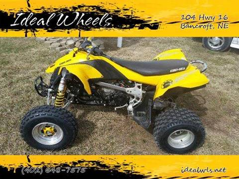 2008 Can-Am DS450 for sale in Bancroft, NE
