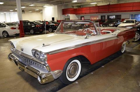 1959 Ford Galaxie for sale in Carrollton, TX