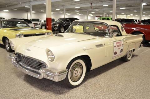1957 Ford Thunderbird for sale at P.M. Standley Motorcars in Carrollton TX