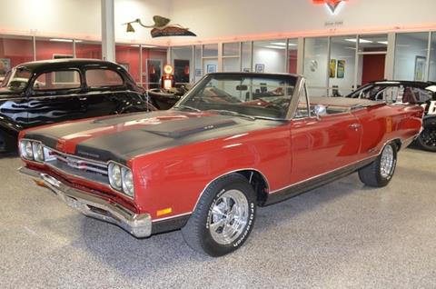 1969 Plymouth GTX for sale at P.M. Standley Motorcars in Carrollton TX