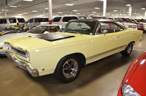 1968 Plymouth GTX for sale at P.M. Standley Motorcars in Carrollton TX