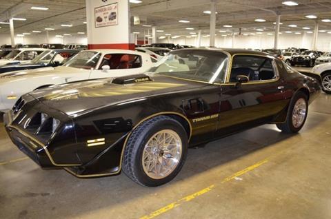 1979 Pontiac Trans Am for sale in Carrollton, TX