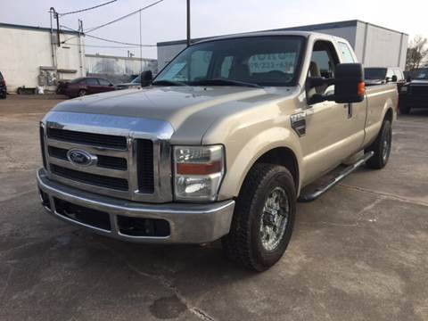 2008 Ford F-250 Super Duty for sale in Freeport, TX