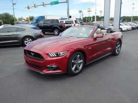 2016 Ford Mustang for sale in Pittston PA