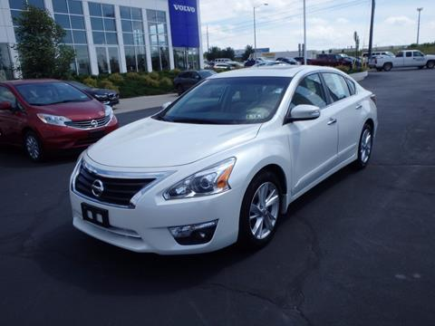 2014 Nissan Altima for sale in Pittston, PA