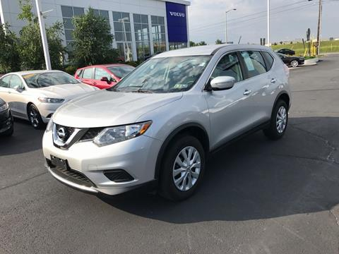 2015 Nissan Rogue for sale in Pittston, PA