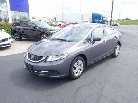 2014 Honda Civic for sale in Pittston PA
