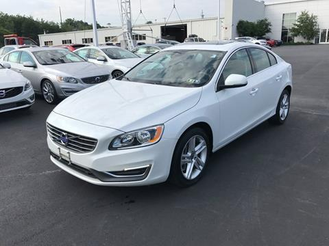 2015 Volvo S60 for sale in Pittston PA