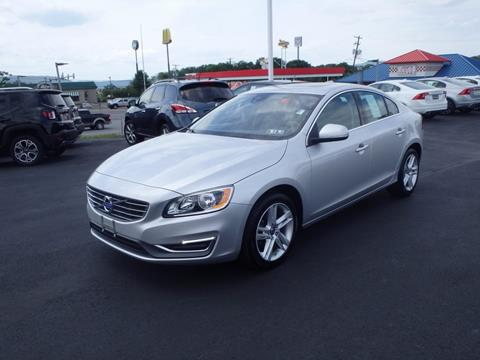 2015 Volvo S60 for sale in Pittston, PA