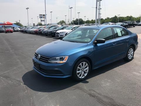 2015 Volkswagen Jetta for sale in Pittston, PA