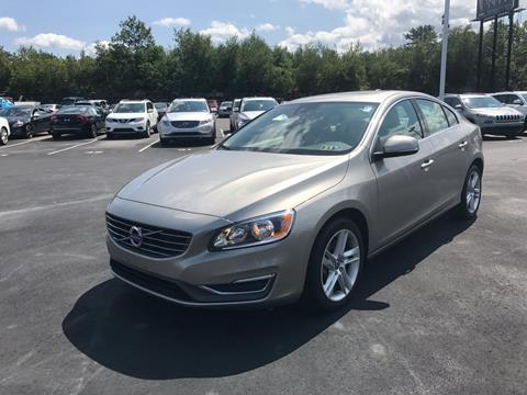 2014 Volvo S60 for sale in Pittston, PA