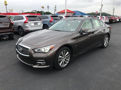 2014 Infiniti Q50 for sale in Pittston, PA