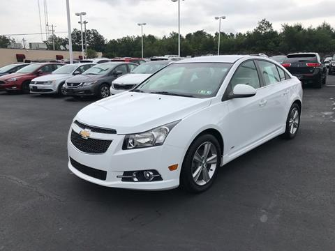 2012 Chevrolet Cruze for sale in Pittston, PA