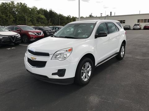 2013 Chevrolet Equinox for sale in Pittston PA