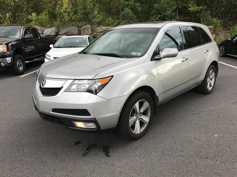 2013 Acura MDX for sale in Pittston, PA
