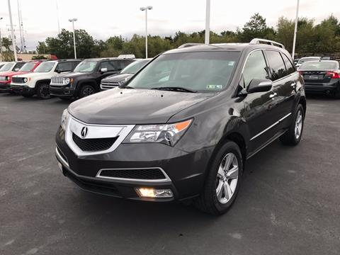 2011 Acura MDX for sale in Pittston, PA