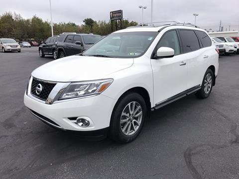 2014 Nissan Pathfinder for sale in Pittston PA