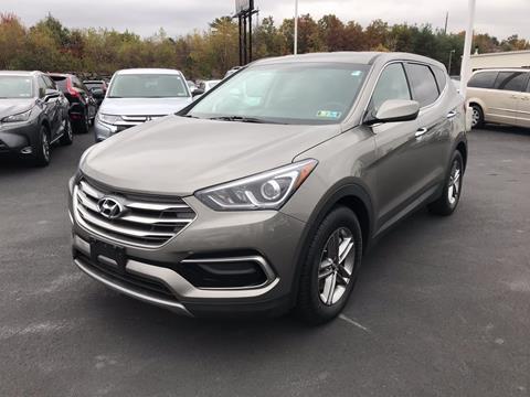 2017 Hyundai Santa Fe Sport for sale in Pittston, PA