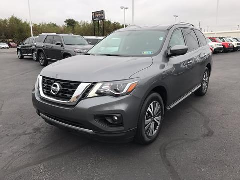2017 Nissan Pathfinder for sale in Pittston, PA