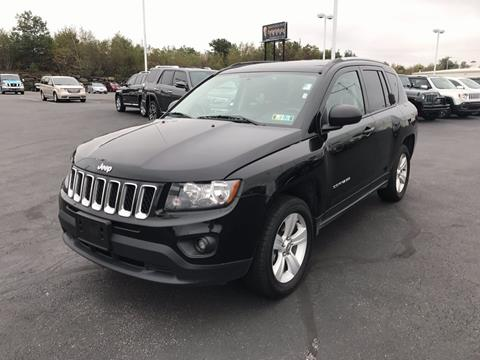 2017 Jeep Compass for sale in Pittston, PA