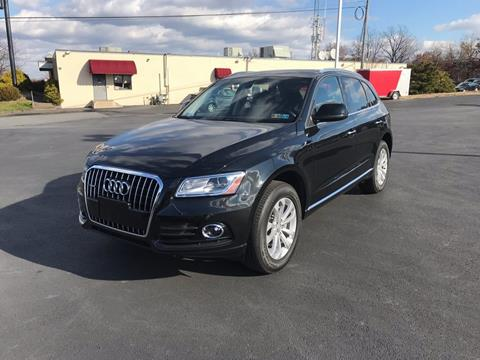 2015 Audi Q5 for sale in Pittston PA