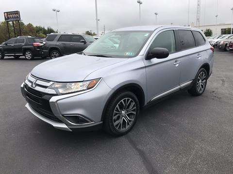 2017 Mitsubishi Outlander for sale in Pittston, PA