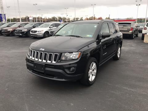 2017 Jeep Compass for sale in Pittston PA