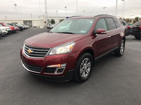 2017 Chevrolet Traverse for sale in Pittston PA